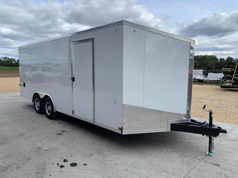 2021 Formula 8.5' x 20' x 7' 10k Triumph Enclosed