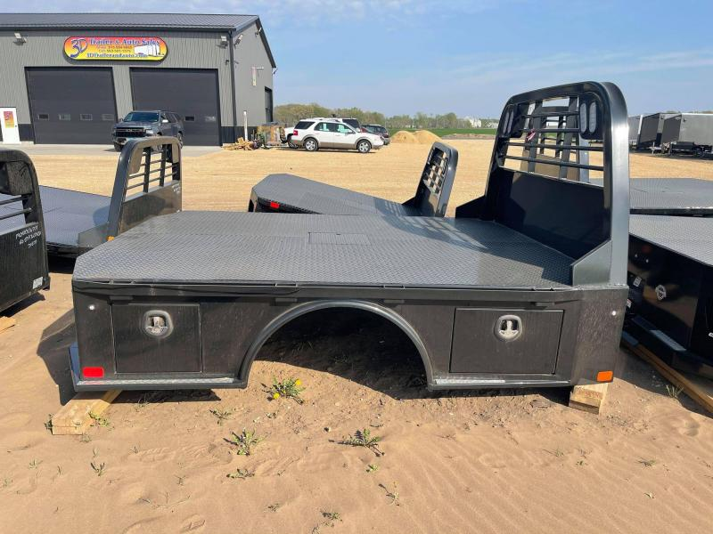 2021 CM Truck Beds SK STEEL UTILITY BODY 9'4/94/60/34 SD Truck Bed