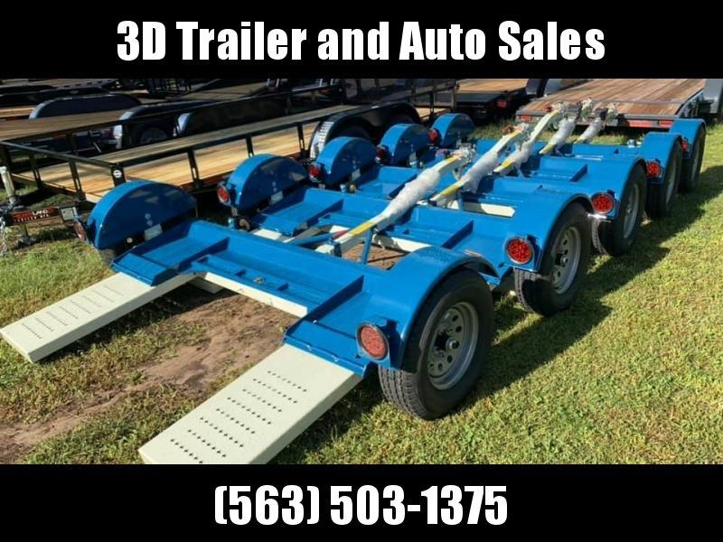 2020 Stehl Tow Dolly ST80TD ELECTRIC BRAKES AND EXTRA WIDE MODEL