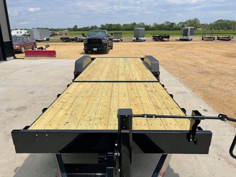 2021 B-B 24' 16K TILT Equipment Trailer