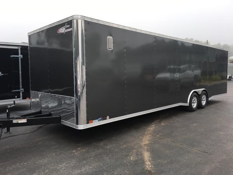 "2017 Cross 8.5 x 28 x 6'6"" Enclosed Trailer"