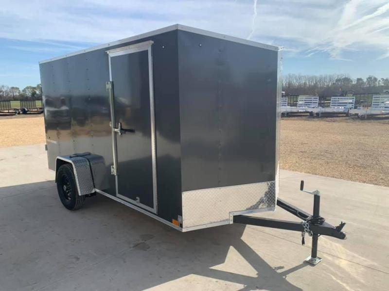 2021 Formula 6' x 12' x 6 Traverse Enclosed Cargo Trailer
