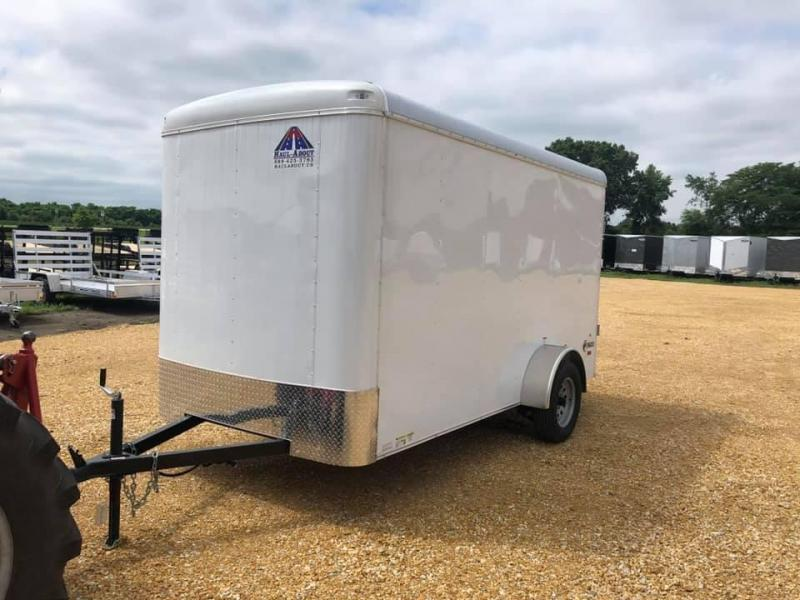 2021 HaulAbout 6' x 12' x 6'6 Lynx Enclosed Cargo Trailer