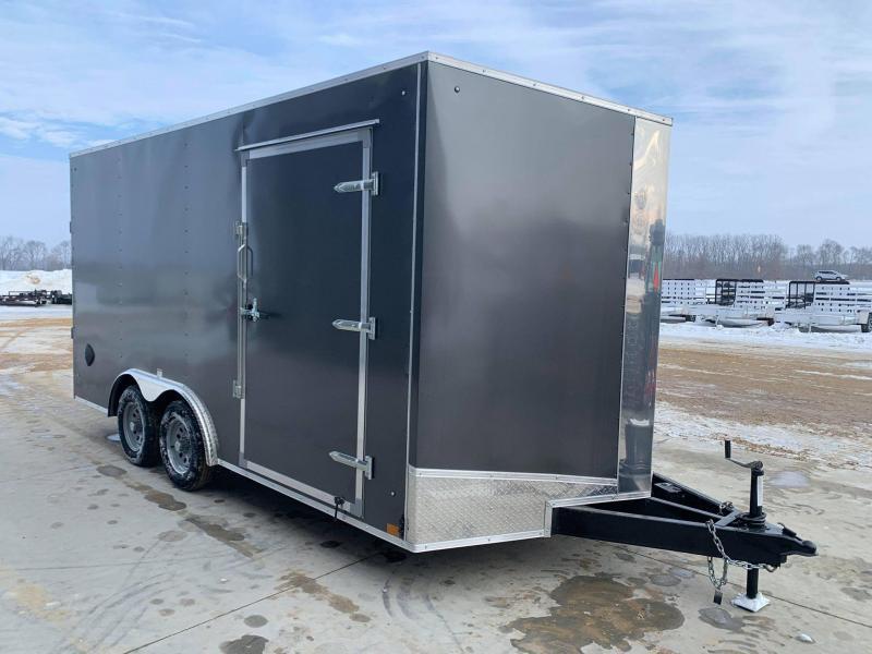 2021 Discovery 8.5' X 16' X 7' 7K CHALLENGER ET RAMP DOOR ENCLOSED CARGO TRAILER