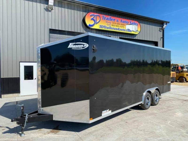 2021 Formula 8.5' x 24' x 7' 10k Triumph Enclosed