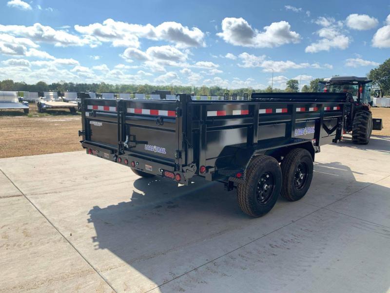 """2022 Load Trail 83"""" x 14' 14k Heavy Duty Dump Trailer"""