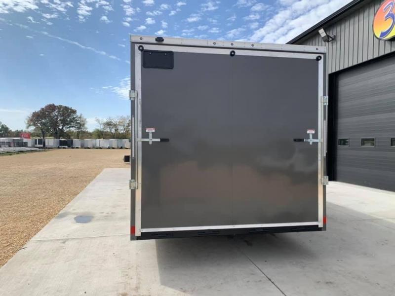 2022 Discovery 8.5' X 24' X 7'2'' 10K CHALLENGER SE RAMP DOOR ENCLOSED CARGO TRAILER
