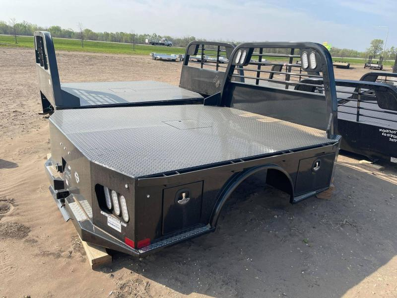 2021 CM Truck Beds SK STEEL UTILITY BODY 8'6/97/56/42 GM Truck Bed