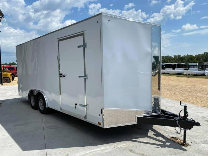 2021 Discovery 8.5' X 20' X 7' 7K CHALLENGER ET RAMP DOOR ENCLOSED CARGO TRAILER
