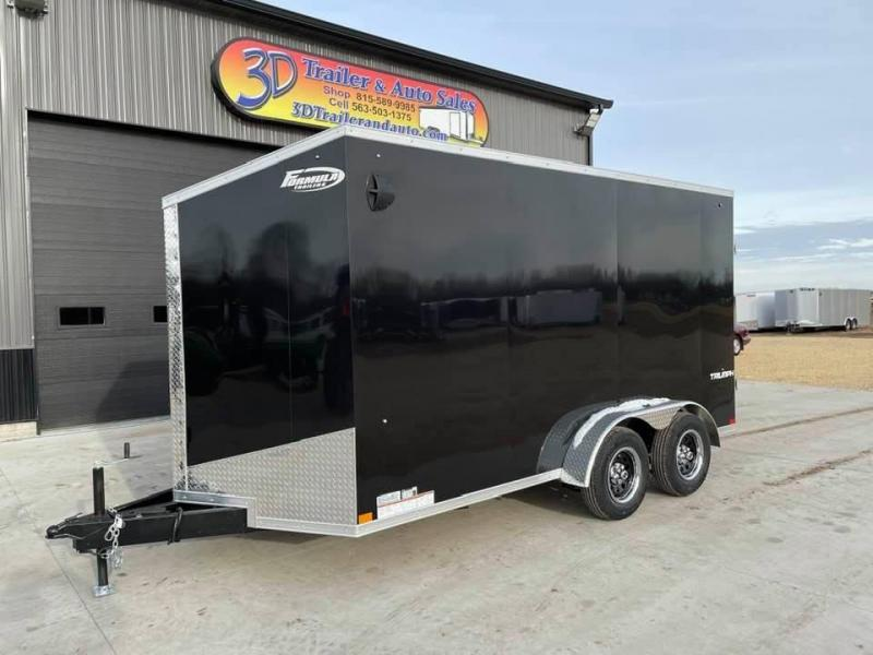 2021 Formula Trailers 7' X 14' X 7' Triumph Enclosed Cargo Trailer