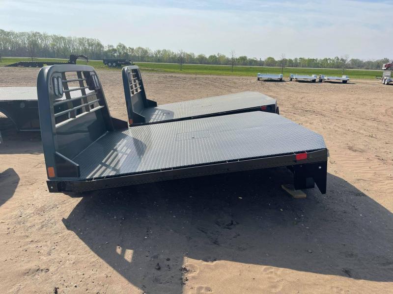 2021 CM Truck Beds STEEL FLAT DECK BODY 8'6/97/58/42 Truck Bed