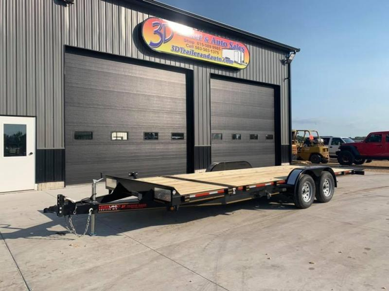 2020 Heartland 22' 7K GVWR Suretilt Car Trailer