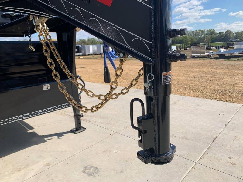 """2022 Load Trail 83"""" x 14' 14k Heavy Duty Gooseneck Dump Trailer"""