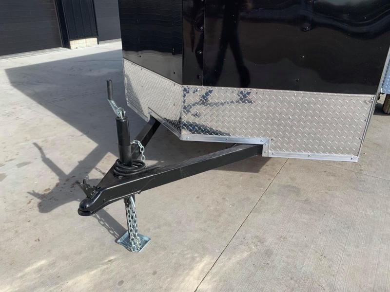 2022 Formula 6' x 12' x 6' Traverse Enclosed Cargo Trailer