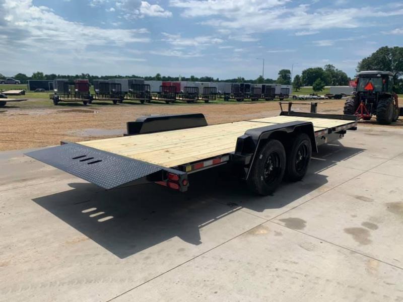 2022 B-B 22' 16K TILT Equipment Trailer