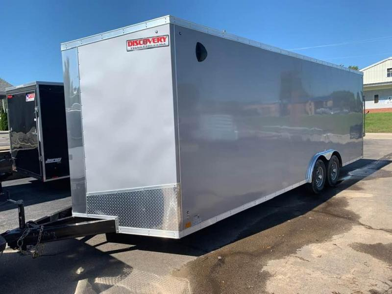 2020 Discovery 8.5' X 24' X 7'2'' 10K CHALLENGER SE RAMP DOOR ENCLOSED CARGO TRAILER