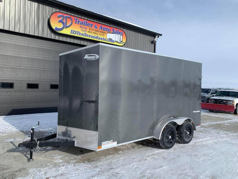 2022 Formula Trailers 7' X 14' X 7' Traverse Enclosed Cargo Trailer