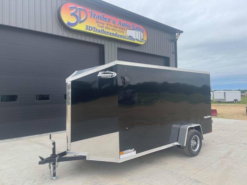 2022 Formula Trailers 6' X 12' X 6' Triumph Enclosed Cargo Trailer