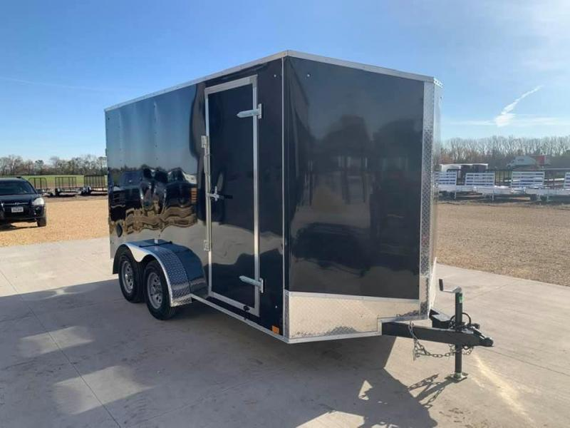 2022 Discovery 7' x 14' x 7' Rover ET Enclosed Trailer w/ Ramp