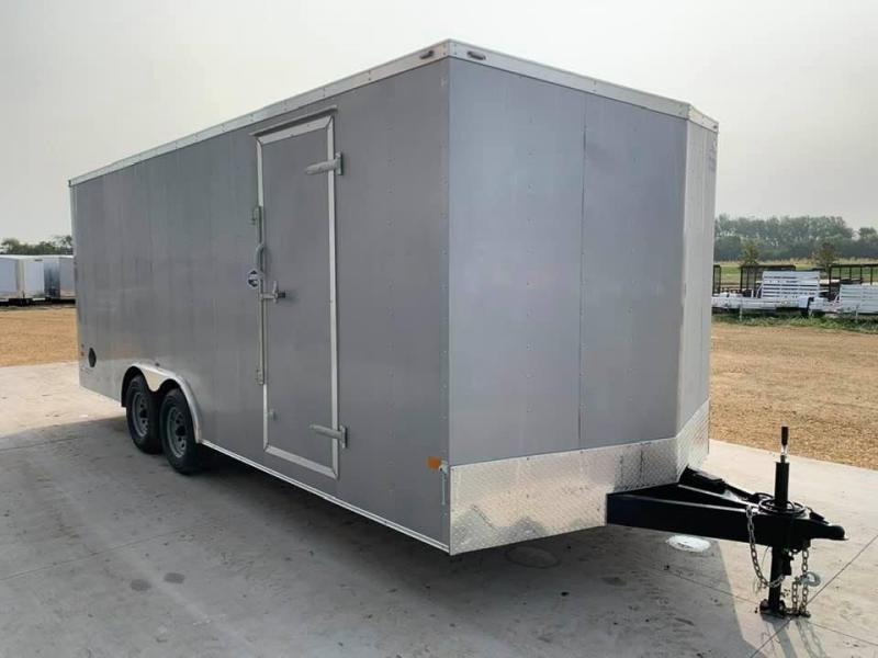 2021 AMERICAN HAULER 8.5' x 20' x 7' ARROW 10K GVWR Race Car Enclosed Trailer