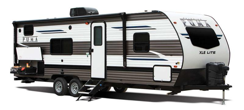 2021 Palomino Puma XLE Lite 21FBC Travel Trailer RV