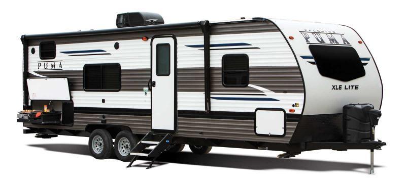 2021 Palomino Puma XLE Lite 21FBC Travel Trailer RV
