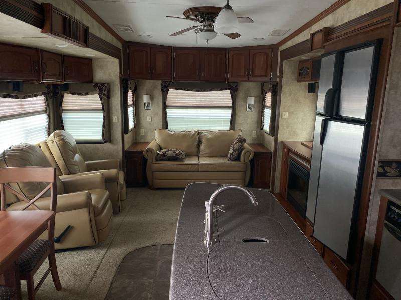 2012 Keystone RV Alpine 3600RS Fifth Wheel Campers RV