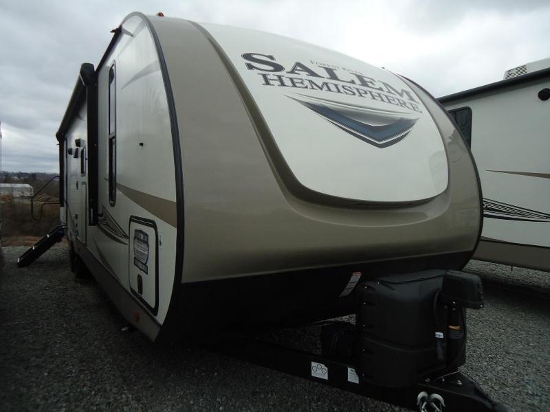 2021 Forest River Salem Hemisphere Hyper-Lyte 29XBHL Travel Trailer RV