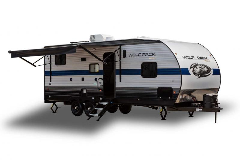 2019 Forest River Wolf Pack 24GOLD14 Toy Hauler RV