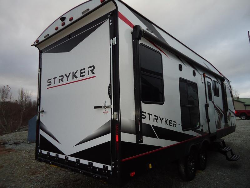 2021 Cruiser RV Stryker Trailer ST 2613
