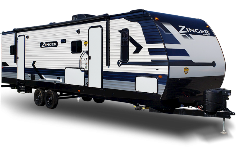 2022 CrossRoads RV Zinger ZR328SB Travel Trailer RV