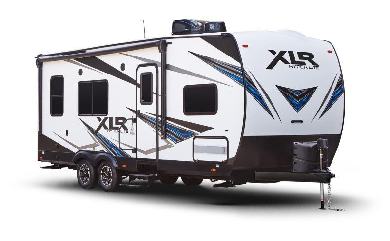 2021 Forest River XLR Hyper Lite 2513 Toy Hauler RV