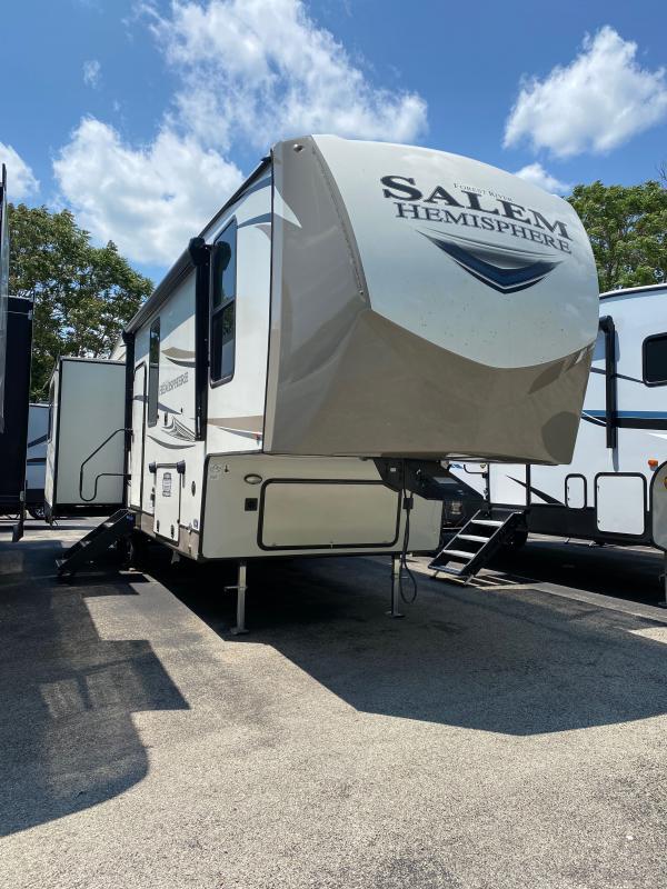 2021 Forest River Salem Hemisphere 286RL Fifth Wheel Campers RV