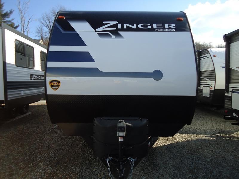 2021 CrossRoads RV Zinger ZR328SB
