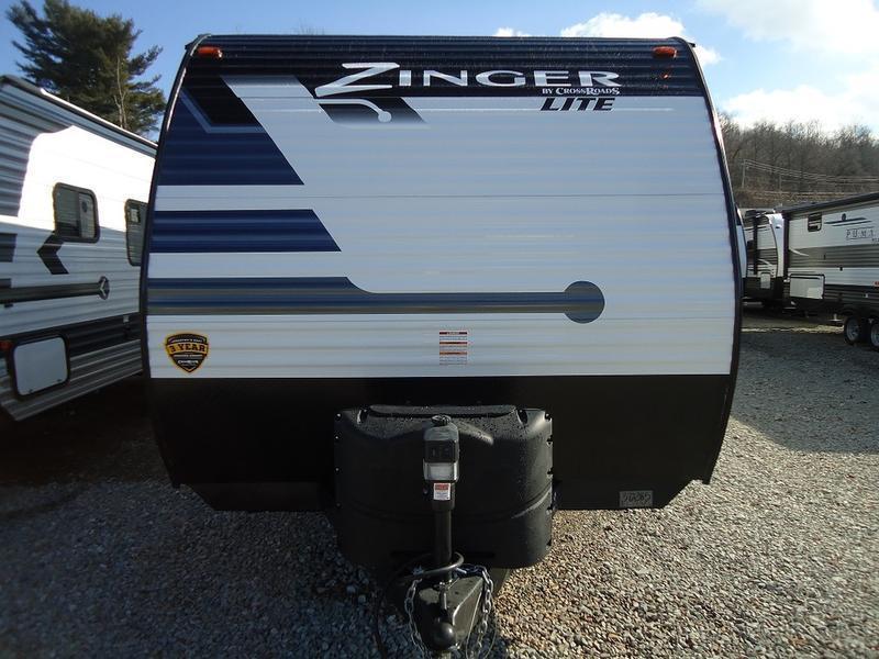 2021 CrossRoads RV Zinger Lite ZR252BH