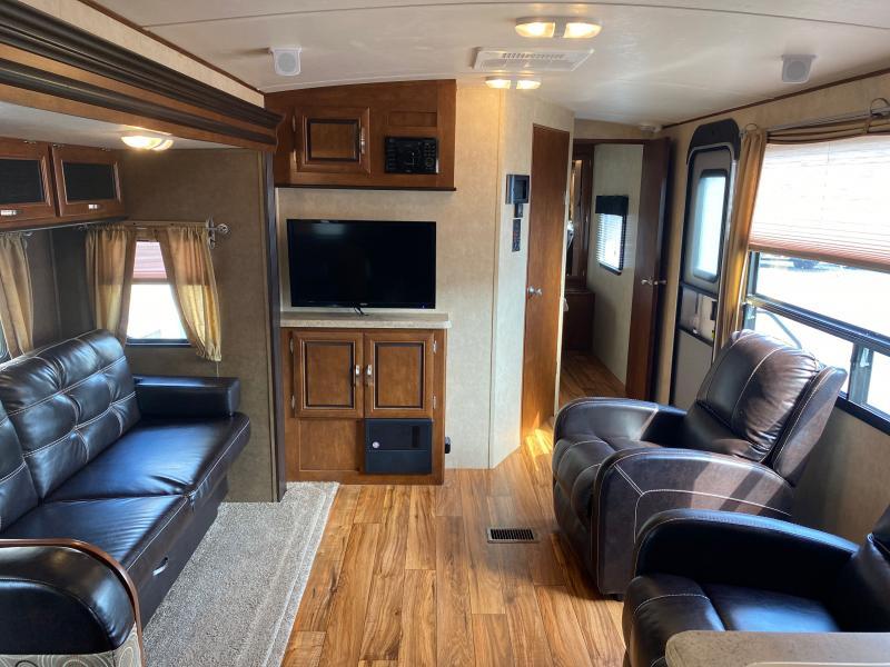 2016 Forest River Inc. Vibe Extreme Lite 268RKS Travel Trailer RV
