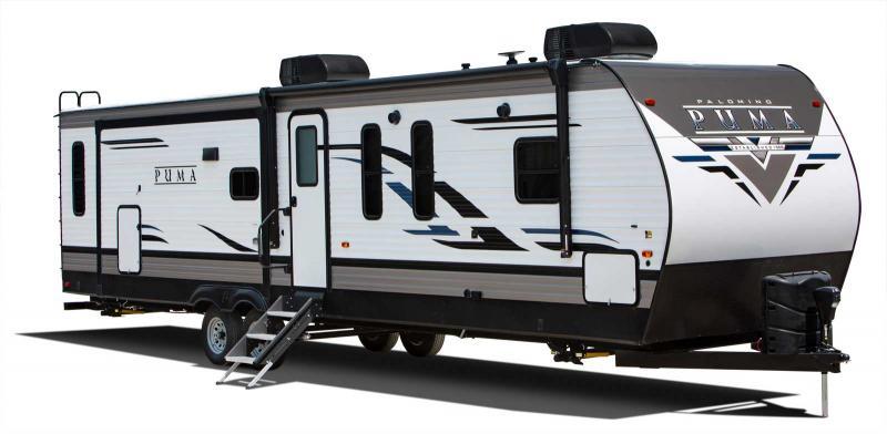 2022 Palomino Puma 32RBFQ Travel Trailer RV
