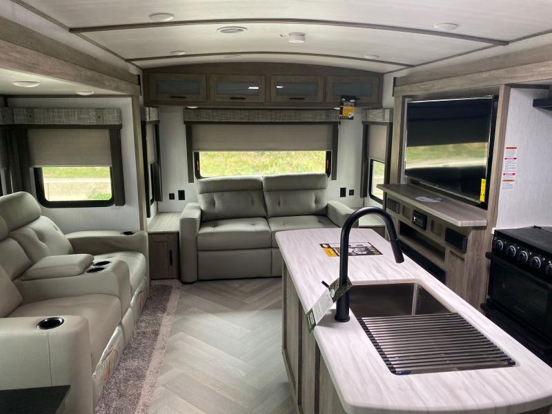 2022 Forest River Salem Hemisphere 308RL Travel Trailer RV