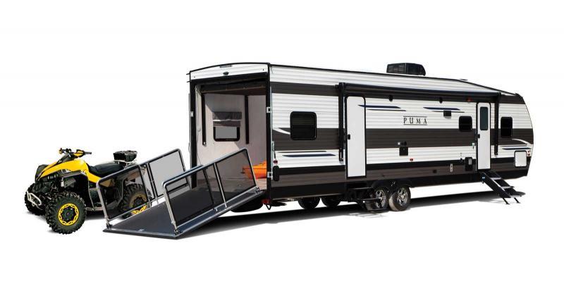 2021 Palomino Puma XLE Lite 27TSB Toy Hauler RV