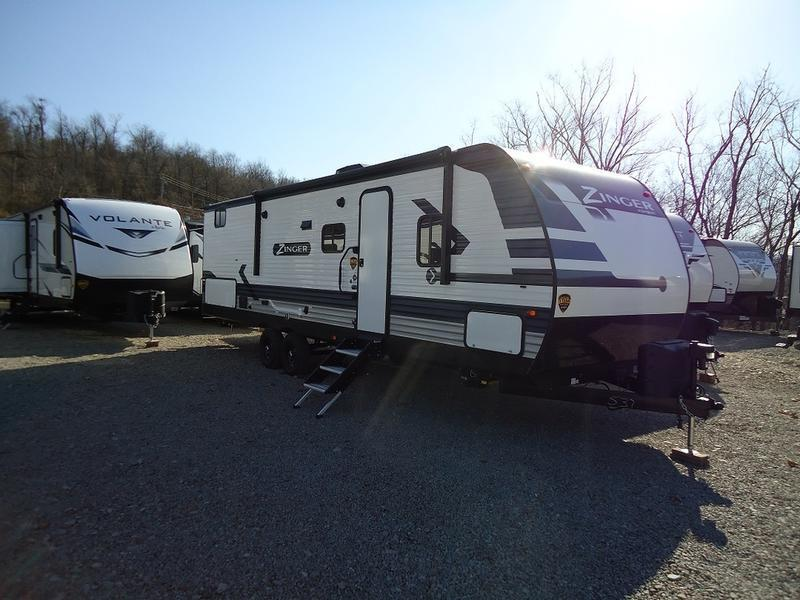 2021 CrossRoads RV Zinger ZR290KB