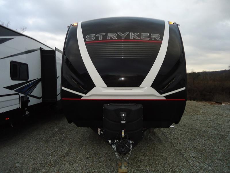 2021 Cruiser RV Stryker ST 2613