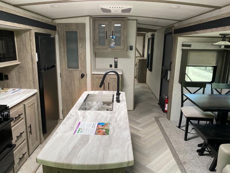 2021 Forest River Salem Hemisphere 308RL Travel Trailer RV