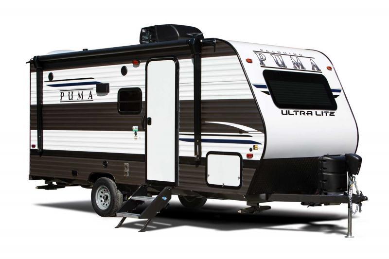 2021 Palomino Puma 16QBX Travel Trailer RV