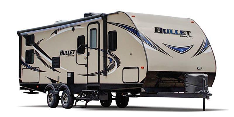 2015 Keystone RV Bullet Bullet 248RKS Travel Trailer RV