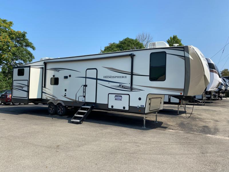 2021 Forest River Inc. Hemisphere 356QB Fifth Wheel Campers RV