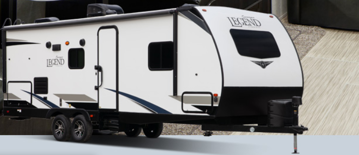 2020 Forest River Surveyor Legend 241RBLE Travel Trailer RV
