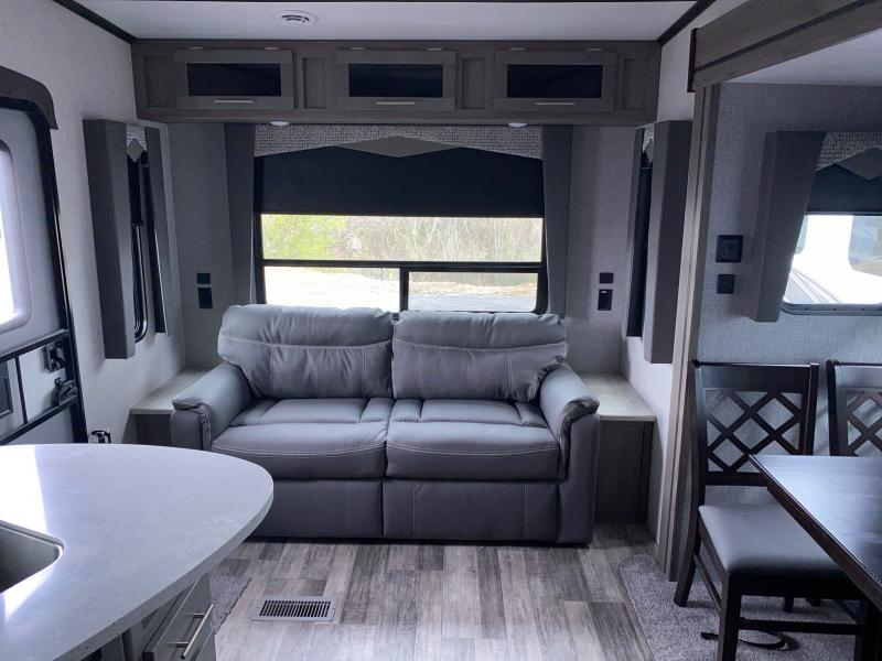 2021 Crossroads Volante 5th Wheel Volante Fifth Wheel Campers RV