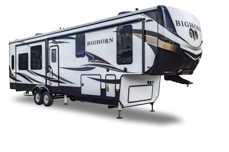 2022 Heartland Recreational Vehicles Bighorn 3300DL Fifth Wheel Campers RV