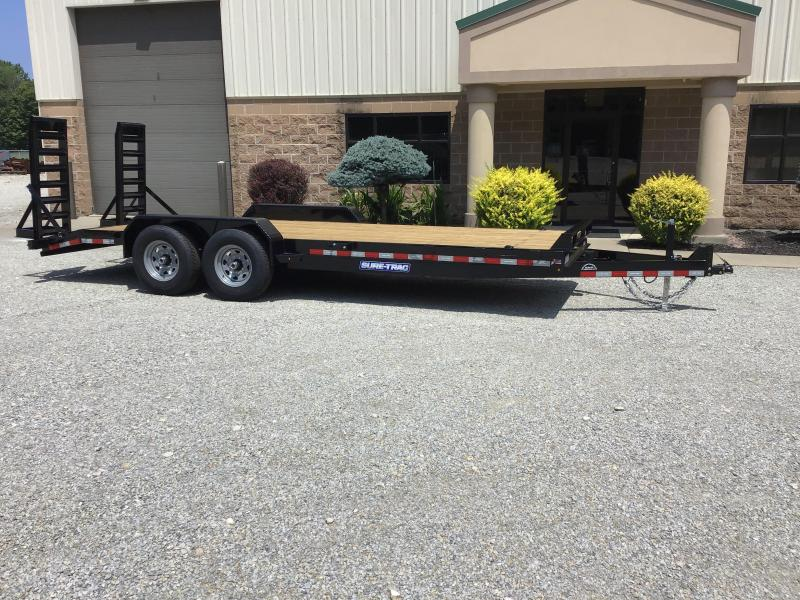 2021 Sure-Trac 7 X 20 Implement Trailer 14K