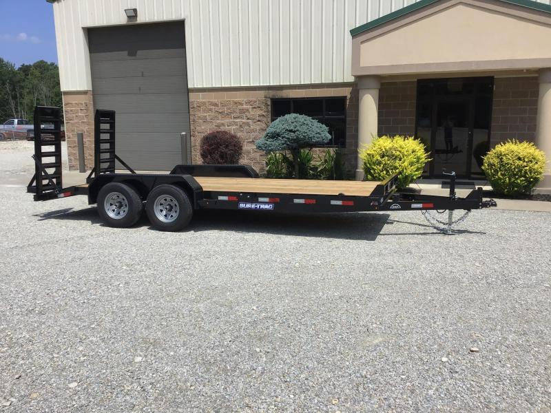 2021 Sure-Trac 7 X 18 Implement Trailer 10K